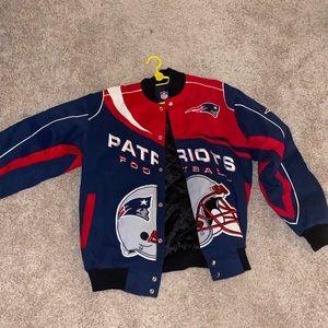 Patriots Coat